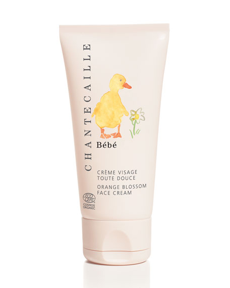 Chantecaille Bebe Orange Blossom Face Cream