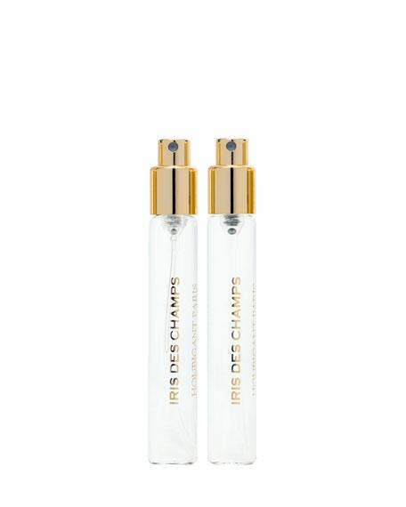 Iris Des Champs Extrait Travel Spray Refill, 0.3 oz./ 8.0 mL