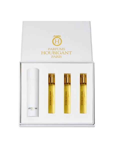 Houbigant Paris Iris Des Champs Travel Spray Set,