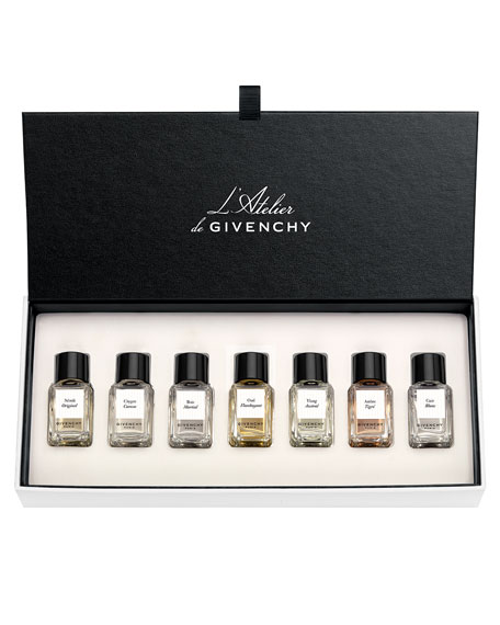 Givenchy L'Atelier 7-Piece Mini Coffret