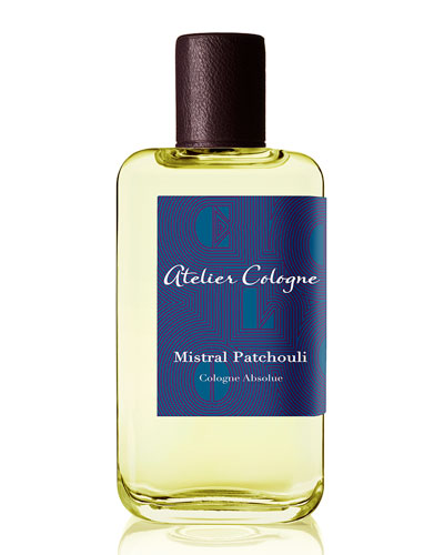 Mistral Patchouli Cologne Absolue, 200 mL/ 7.0 oz.