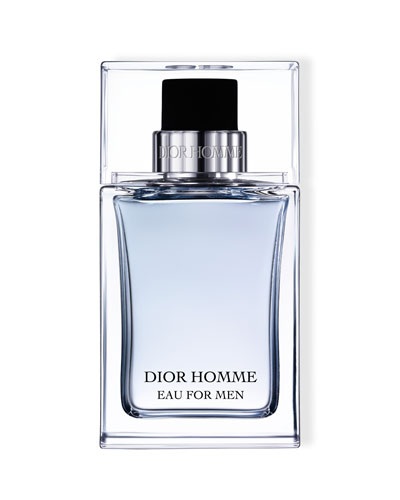 DIOR Homme Eau - After-shave Lotion, 3.4 oz./ 100 mL