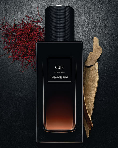 Cuir (Leather) Eau de Parfum,  Le Vestiaire Des Parfums Collection De Nuit, 4.2 oz./ 124 mL