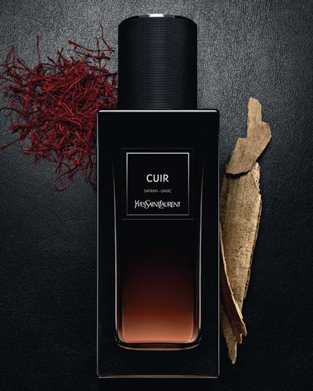 Cuir (Leather) Eau de Parfum,  Le Vestiaire Des Parfums Collection De Nuit, 4.2 oz./ 124 mL