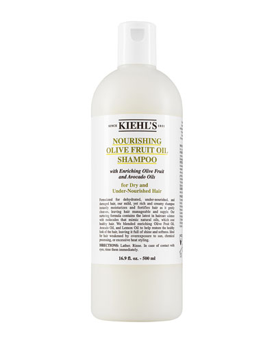 Nourishing Olive Fruit Oil Shampoo