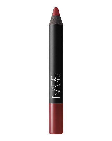 Nars Velvet Matte Lip Pencil, Powerfall Fall Color