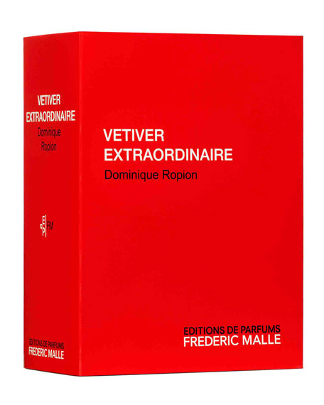 Vétiver Extraordinaire, 3.4 oz./ 100 mL