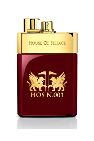 House of Sillage Signature HOS N.001, 2.5 oz./ 75 mL