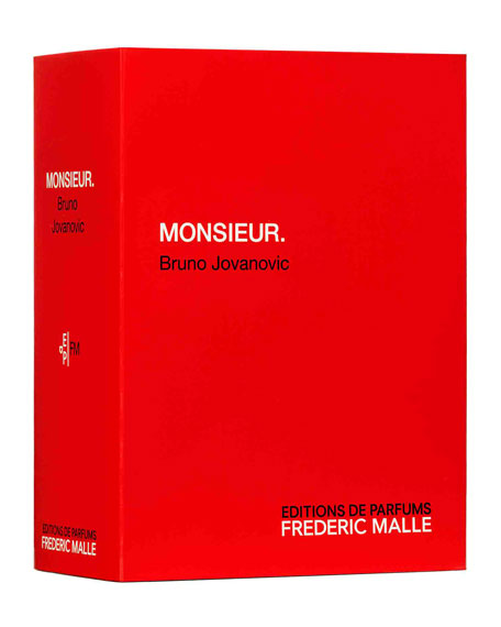 Monsieur Perfume, 3.4 oz./ 100 mL