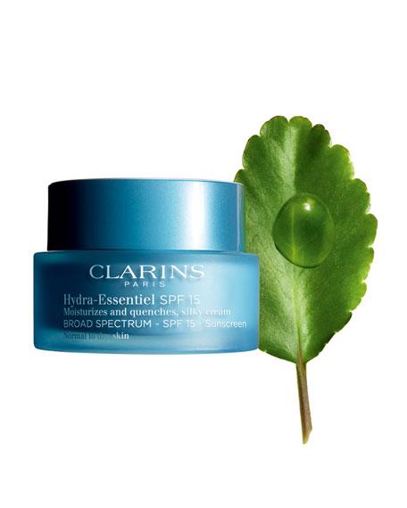 Hydra-Essentiel Silky Cream SPF 15 - Normal to Dry Skin, 30 mL