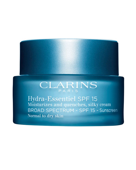 Clarins Hydra-Essentiel Silky Cream SPF 15 - Normal