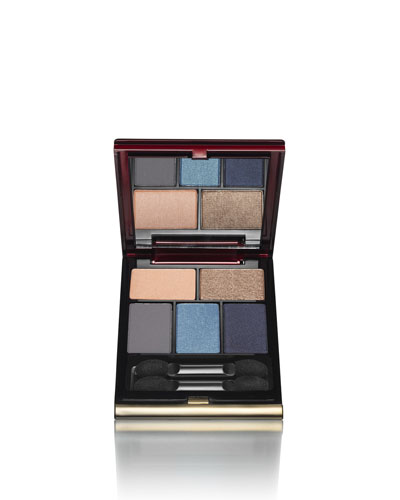 The Essential Eyeshadow Set - The Defining Navy Palette