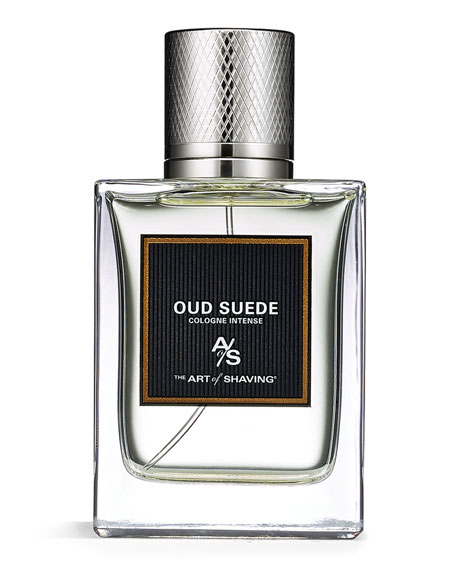 The Art of Shaving Oud Suede Eau de
