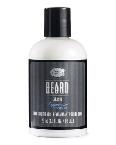 Peppermint Beard Conditioner, 4 oz./ 118 mL