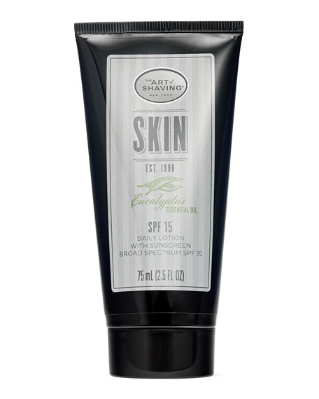 The Art of Shaving SPF 15 Facial Moisturizer