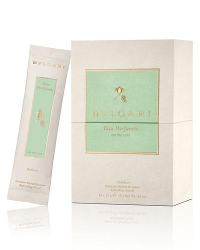 Eau Parfum&#233e Au Th&#233 Vert Refreshing Towels