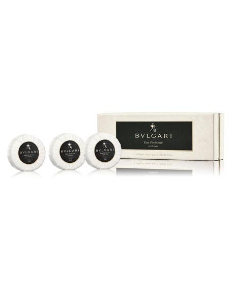 BVLGARI Eau Parfum&#233e Au Th&#233 Noir Soap, Set