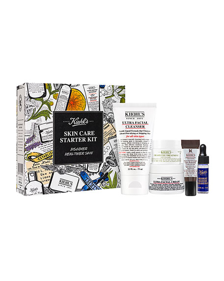 Kiehl's Since 1851 Healthy Skin Starter Kit (A