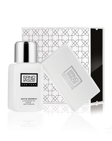 Erno Laszlo White Marble Double Cleanse Set ($100.00