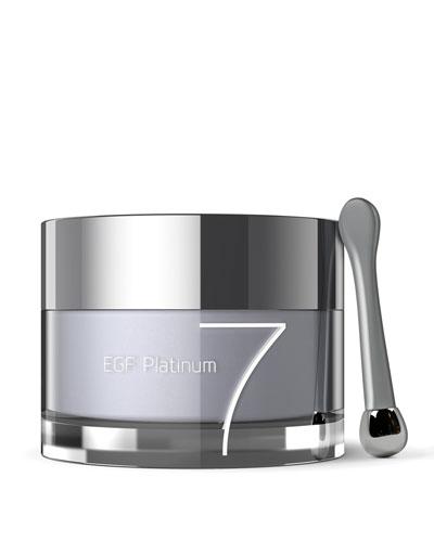 EGF Platinum 7 Rejuvenating Facial Cream  1.7 oz.