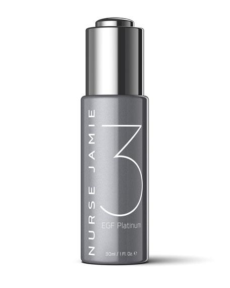 Nurse Jamie EGF Platinum 3 Restorative Facial Elixir,