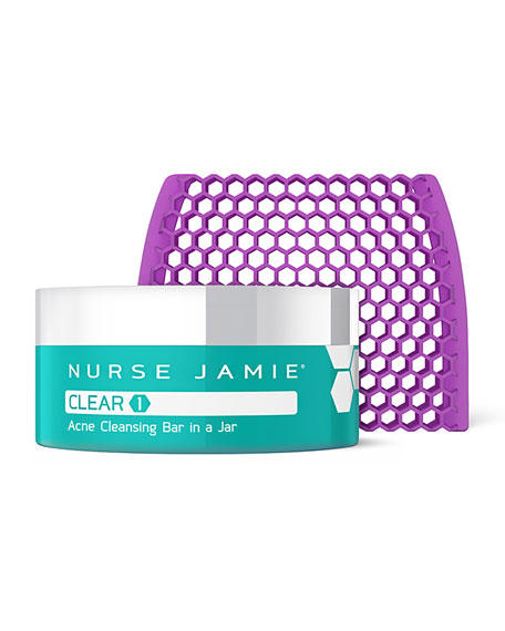 Nurse Jamie Clear 1 Acne Cleansing Bar in