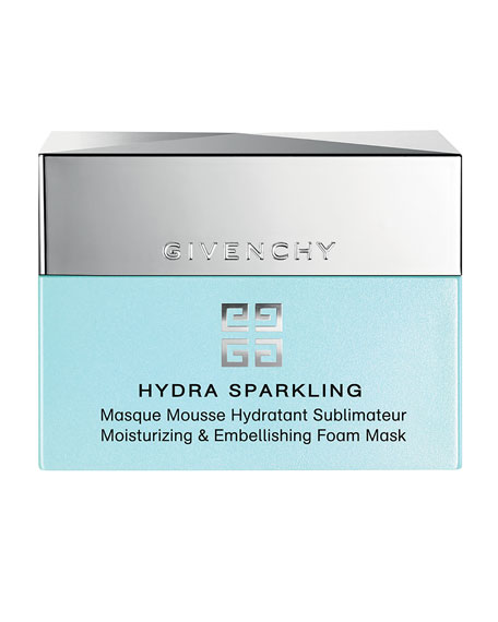 Hydra Sparkling Foam Mask, 75 mL