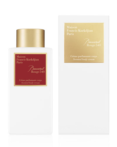Baccarat Rouge 540 Scented Body Cream, 8.4 oz./ 250 mL
