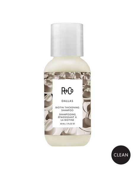 R+Co Travel Dallas Thickening Shampoo, 1.7 oz./ 50