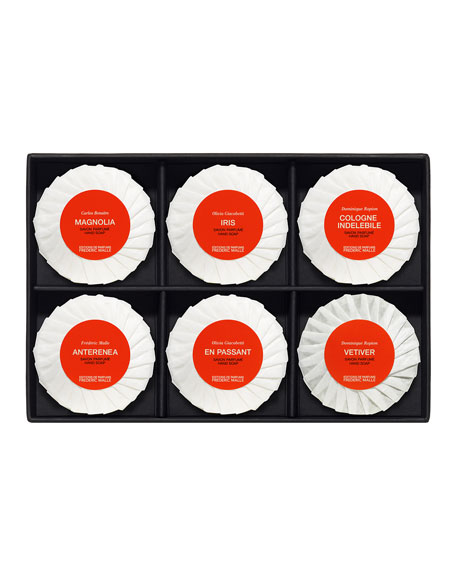 Soap Coffret, 6 x 50g