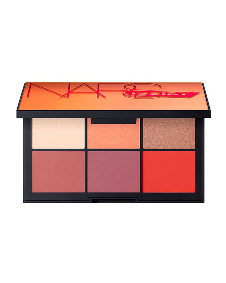 NARSissist Unfiltered Cheek Palette I