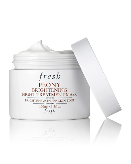 Peony Brightening Night Treatment Mask