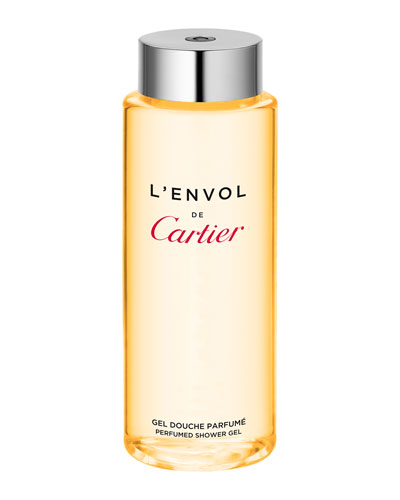 L'Envol de Cartier Shower Gel, 6.75 oz./ 200 mL