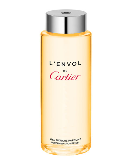 L'Envol de Cartier Shower Gel, 6.8 oz./ 200 mL