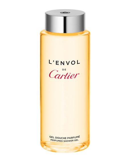 L'Envol de Cartier Shower Gel, 6.75 oz./ 200