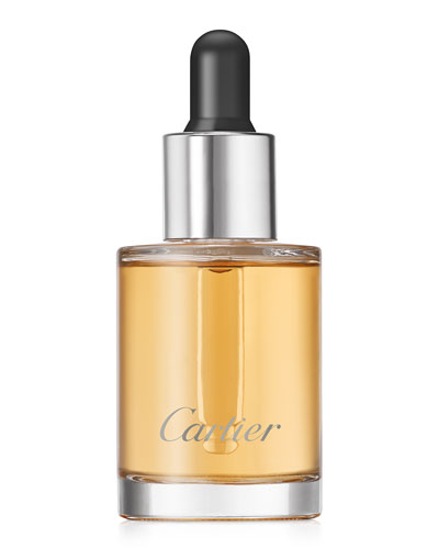 L'Envol de Cartier Perfumed Face Oil, 0.9 oz.