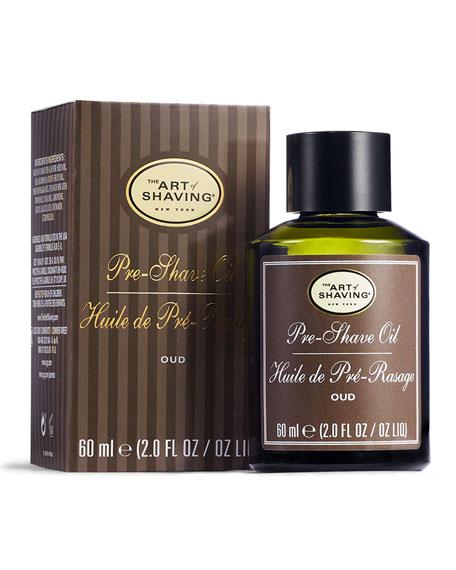 Oud Pre-Shave Oil, 2 oz.