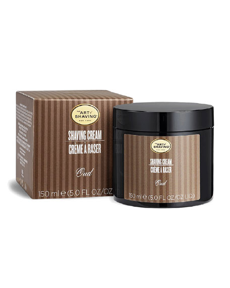 Oud Shaving Cream, 5 oz.