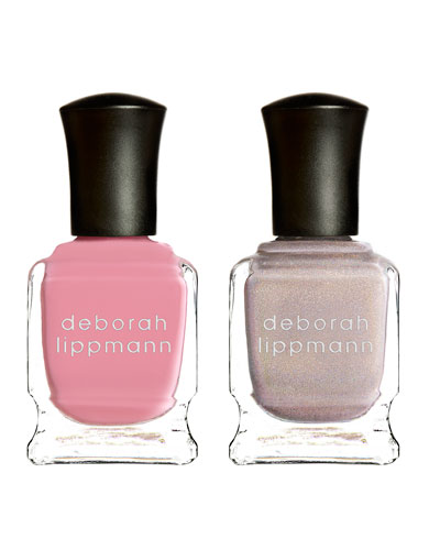 Hologram Girl Nail Polish Duet
