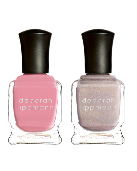 Deborah Lippmann Hologram Girl Nail Polish Duet