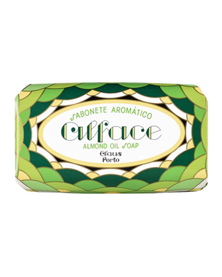 Claus Porto Alface - Almond Oil Soap, 150g