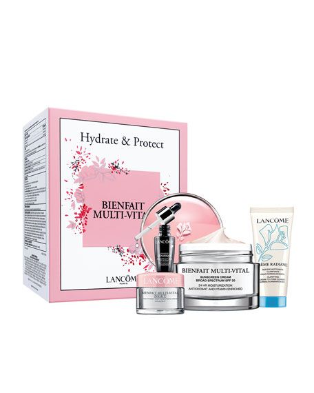 Lancome The Bienfait Multi-Vital Regimen Set