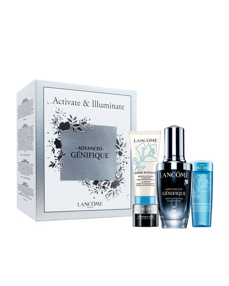 Lancome The G&#233nifique Regimen Set