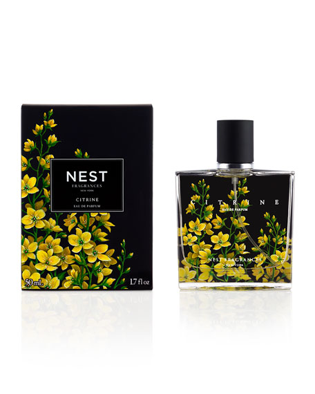 Nest Fragrances Citrine Eau de Parfum, 1.7 oz./