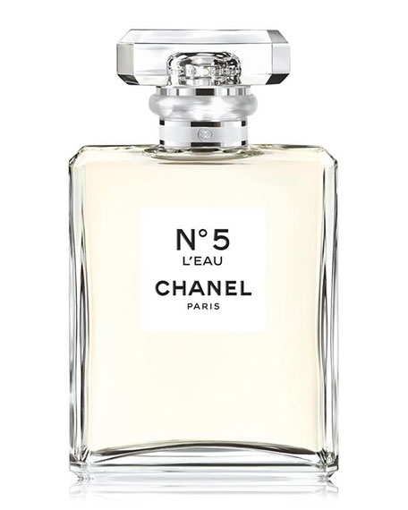<b>N°5 L'EAU SPRAY</b> <br>Eau de Toilette, 6.8 oz./ 201 mL