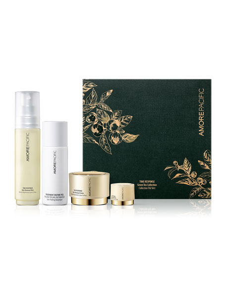 AMOREPACIFIC TIME RESPONSE Green Tea Spring Collection Set