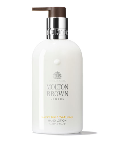 Comice Pear & Wild Honey Hand Lotion, 10 oz.