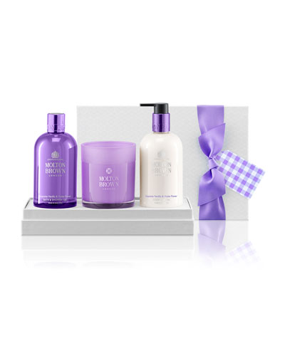 Vanilla & Violet Body & Home Set