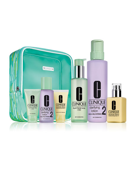 Clinique Great Skin Everywhere Set for Drier Skin