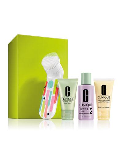 Clean Skin, Great Skin Set for Drier Skin (Type I/III)